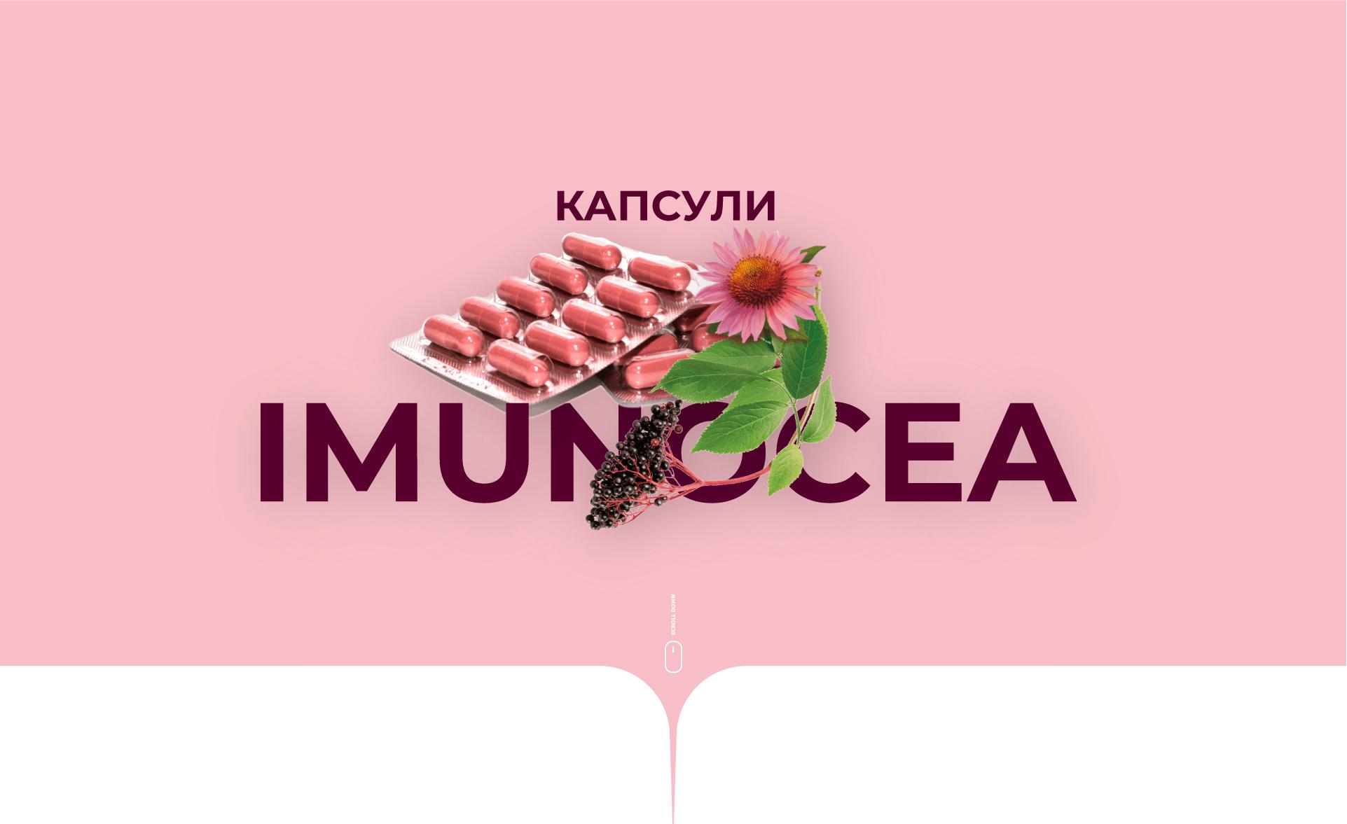 Imunocea-capsules